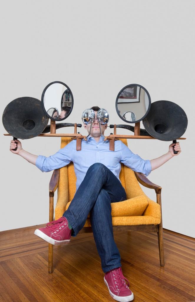 Topophonic Telestereoscope